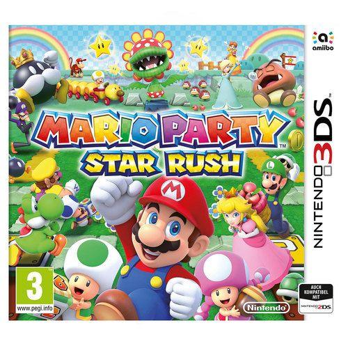 Mario Party Star Rush 3ds Ds Franzosisch Nintendo 3ds Mario Party Und Mario
