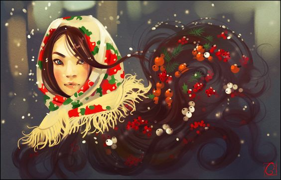 Winter by GaudiBuendia.deviantart.com on @DeviantArt: