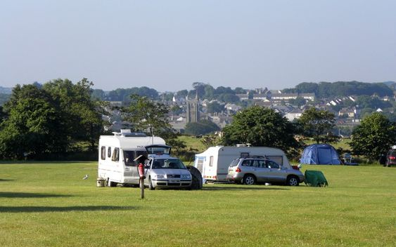 Campsite Of The Month Trewan Hall Cornwall 2020