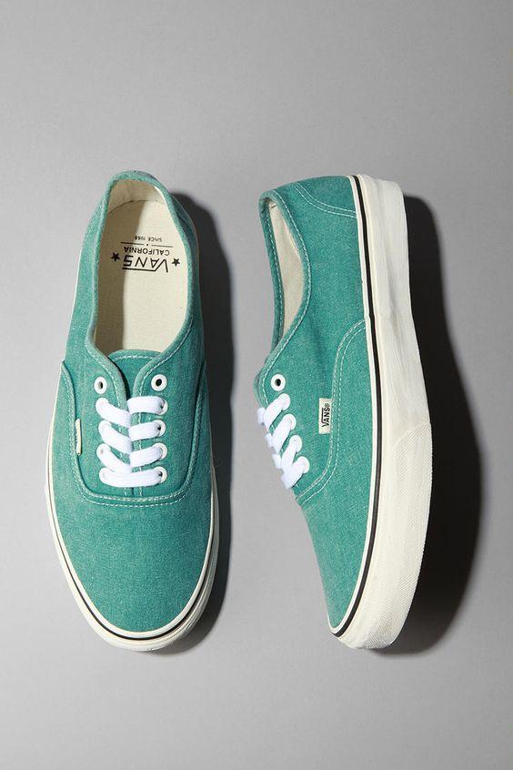 Vans. I want them!!