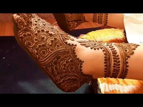 نقش رجلين مبروك عروستي Youtube Hand Henna Henna Hand Tattoo Hand Tattoos