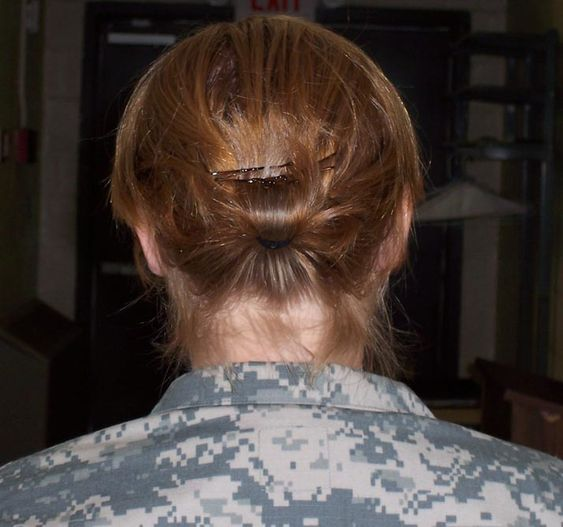 Army Hairstyles Females Hair Styles Military Hair Military Haircut