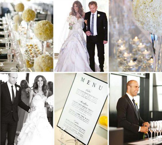 Rebecca Twigley ♥ Chris Judd | Constance Zahn - Blog de casamento para noivas antenadas.