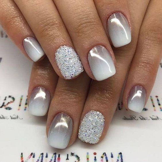 36 Amazing Prom Nails Designs Queen S Top 2019 Prom Nail Designs Nail Color Trends Prom Nails