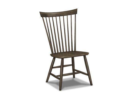 Ethan Allen Dining Room Berkshire Side Chair 226410 Ethan Allen