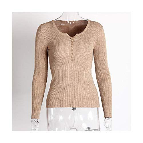 MORBIDOSO Donna Pullover Maglione Sweater Felpa Manica Lunga