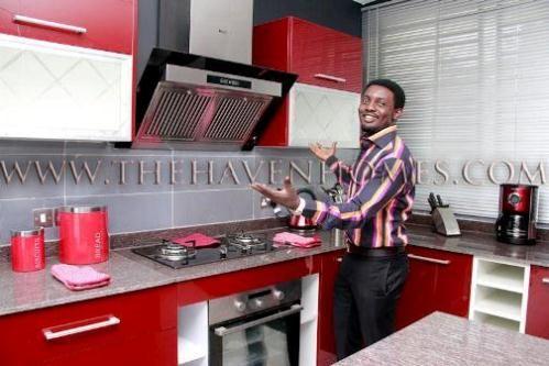 Kitchen Interior Designs In Nigeria Nel 2020