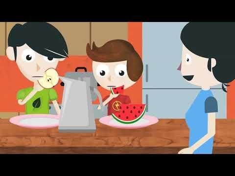 Selección Saludable De Alimentos Presentado Por Puros Cuentos Saludables Youtube Puro Cuento Videos De Cuentos Historias Para Niños