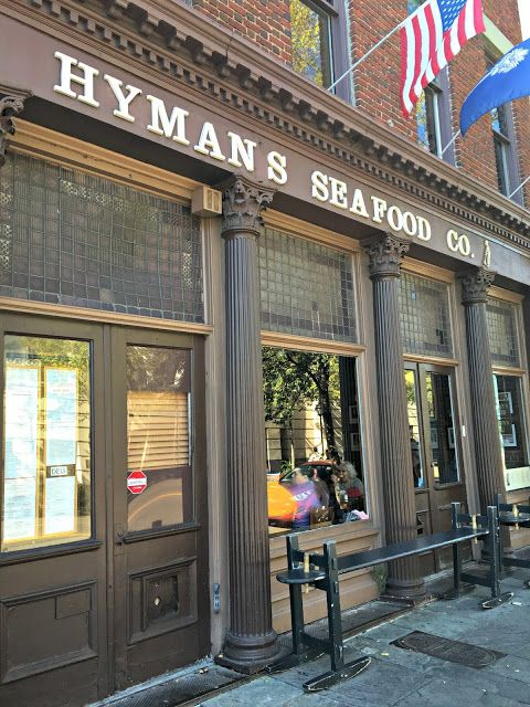 Best restaurant in charleston sc hymans seafood co for Fish restaurant charleston sc