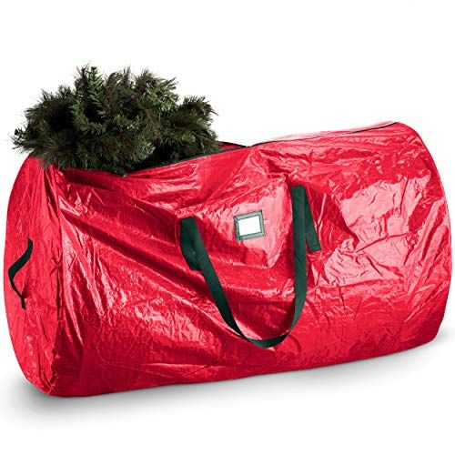 Artificial Christmas Tree Storage Bag Fits Up To 9 Foot Holiday