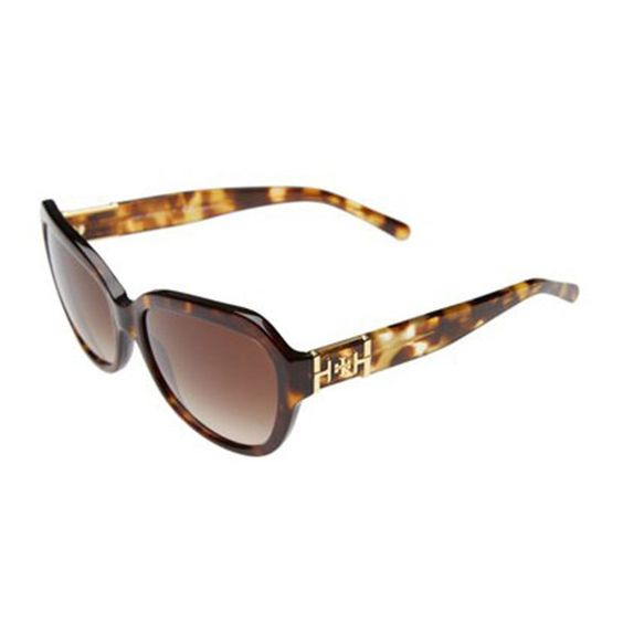 Tory Burch Women's TY7071 Cat Eye Sunglasses