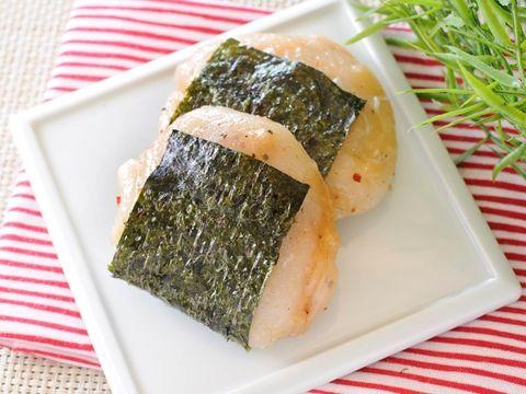 おつまみに ピリ辛しらすもち  http://www.yamasa.com/recipes/1585/