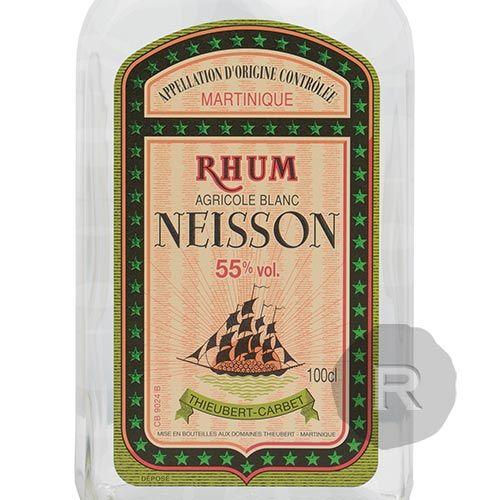 rhum NEISSON (bouteille carrée)