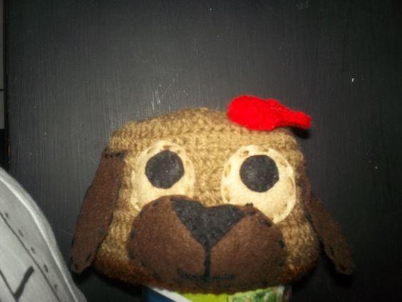 toca de lã e feltro