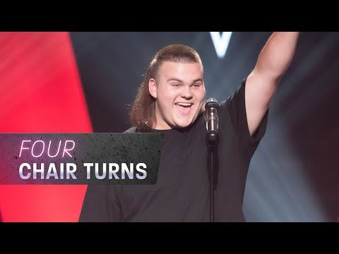The Blind Auditions Adam Ludewig Sings Leave A Light On The Voice Australia 2020 Youtube Audition The Voice Singing Competitions