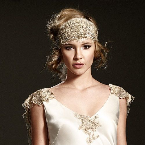 gatsby style hair accessories great gatsby inspired hairstyles and hair accessories my 4071