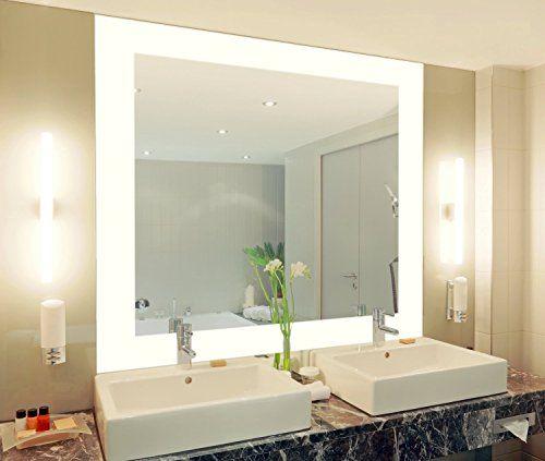 12+ Spiegel mit licht fuer gaeste wc 2021 ideen