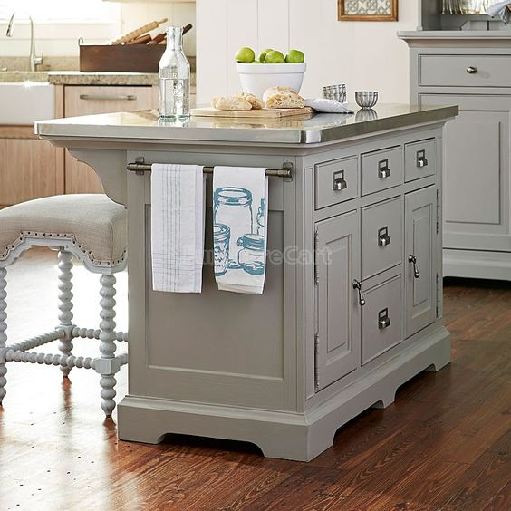 Paula Deen Kitchen Islands And Home Furniture On Pinterest
