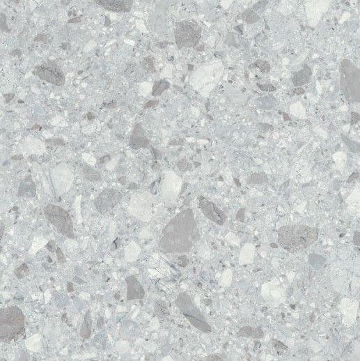 Santarossa Mosaic Tile Terrazzo Light Grey Terroxy Mortar