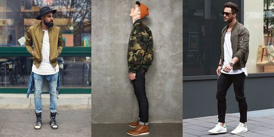 20 looks com jaqueta bomber para se inspirar