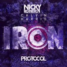 Nicky Romero, Calvin Harris – Iron acapella