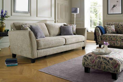 Canterbury Sofology Furniture Brown Sofa Home Decor