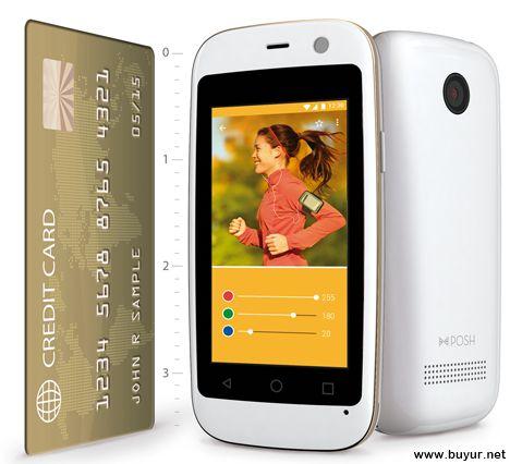 Dünyanın En Küçük Telefonu: Posh Micro X S240
