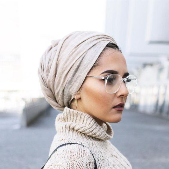 توربان با حجاب