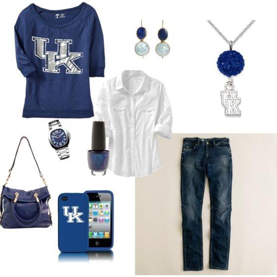 Big Blue! KY Love.