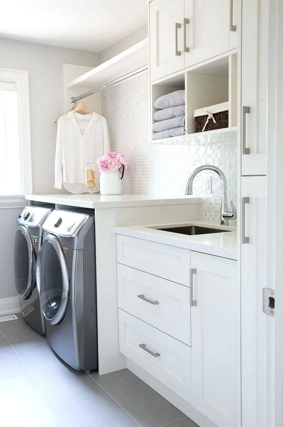 Laundry Room Vanity Sink Combo Laundry Room Organization Ideas