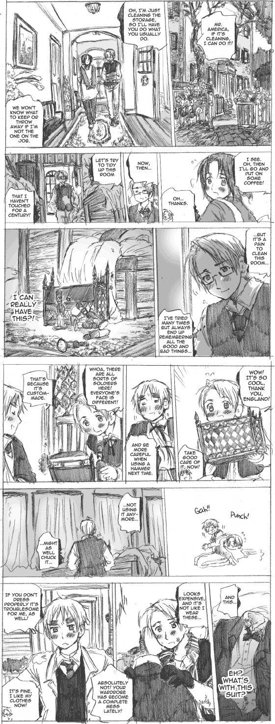 ((Americau0027s Storage Closet   Hetalia Official Art By Hima Sama   Pinterest    Storage Closets, Hetalia And Manga