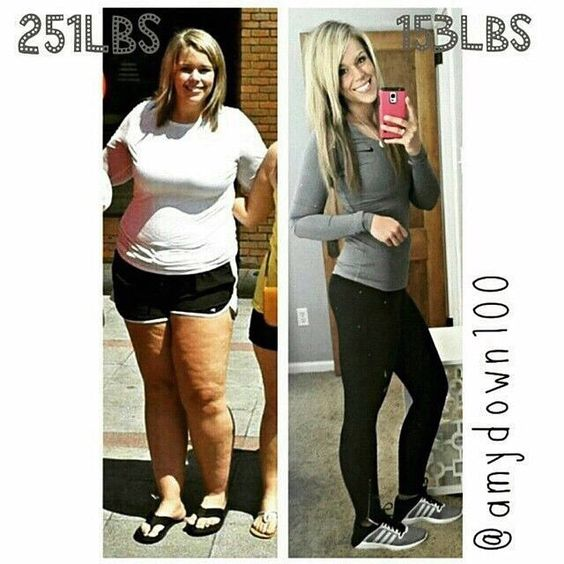 amydown100 shares her Incredible Transformation story!