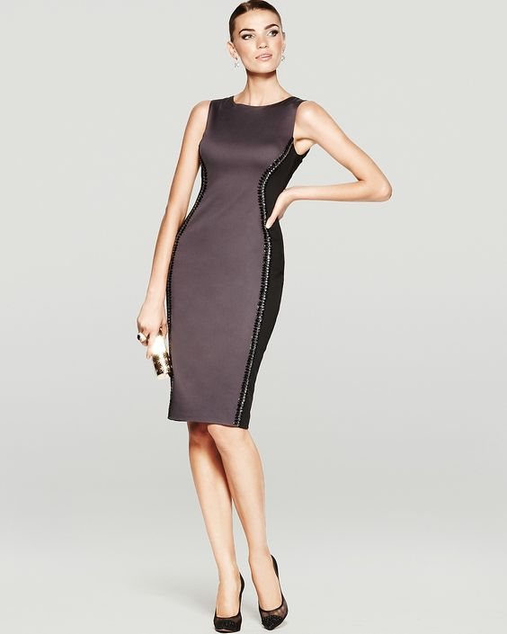 French Connection Dress, BCBGMAXAZRIA Clutch & More | Bloomingdale's