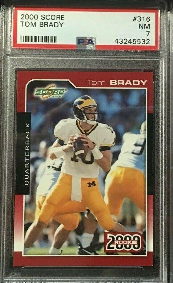 Tom Brady Sports Illustrated Retro Rookie Card LOT! 3 3