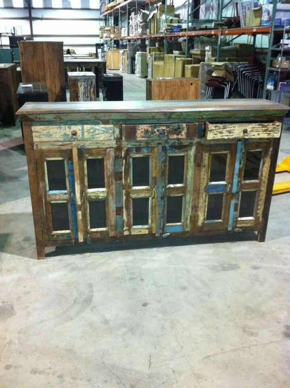 Recycled color side boards