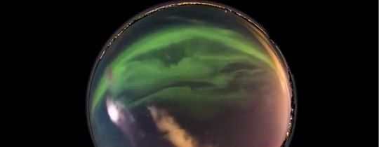 The whole sky version of the Aurora Borealis from a few weeks ago - http://blog.planet5d.com/2013/03/the-whole-sky-version-of-the-aurora-borealis-from-a-few-weeks-ago/