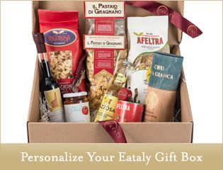 Gift Boxes, Eataly Gift Boxes, Eataly Gift Baskets, Gifts, Gourmet ...