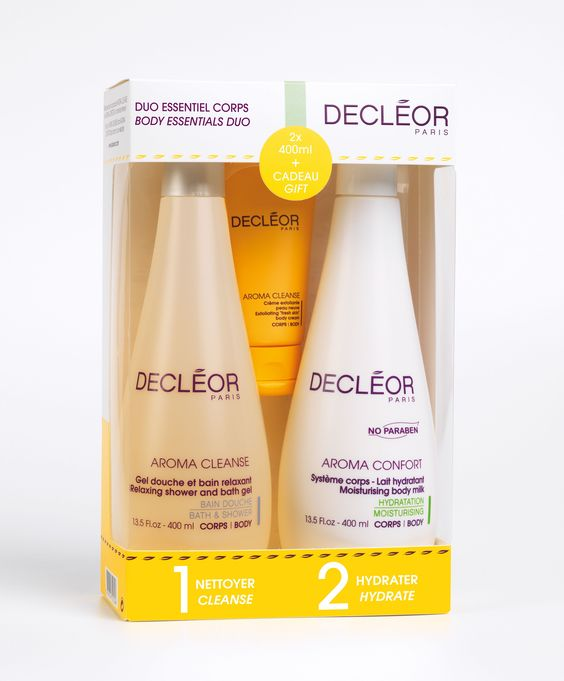 Decleor Aroma Cleanse Body Essential Duo - £42