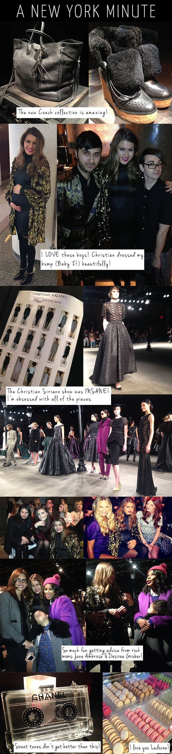 A New York Minute: Weekend Recap #NYFW