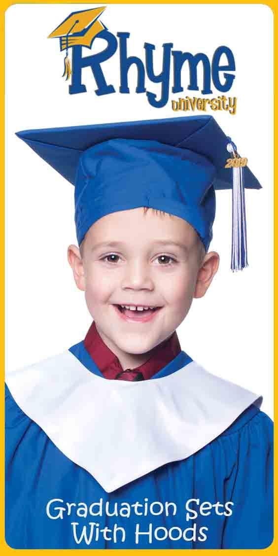 Children S Graduation Hoods Graduation Hood Kids Graduation Graduation Cap And Gown