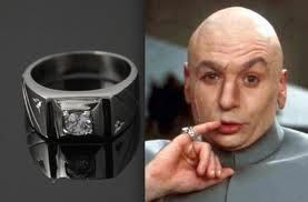 Men Who Wear Pinky Rings Mens Pinky Ring Pinterest