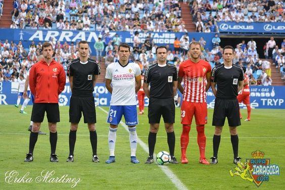 Real Zaragoza 2 - UD Almería 1 | Temporada 2017-18 — AupaZaragoza