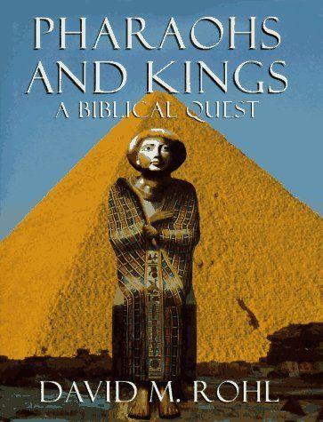 Pharaohs And Kings: A Biblical Quest, http://www.amazon.com/dp/0517703157/ref=cm_sw_r_pi_awdm_TzD6vb1YFD81X