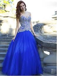 robe bleu de soirée - Recherche Google