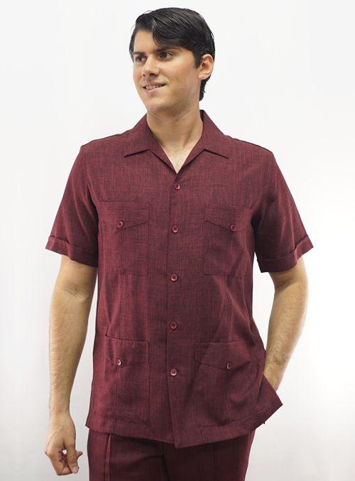 Vintage Two-Piece Cotton Suit Size ML