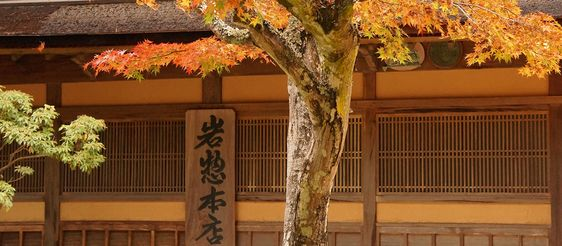 Iwaso features Japanese-style aesthetic with beautiful and scenic views.