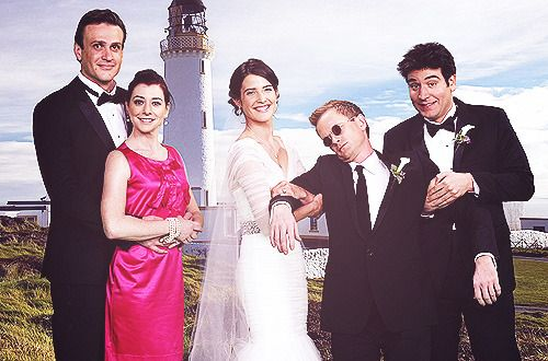 Barney Married Robin Wedding Quotes Funny How I Met Your Mother Wedding Humor