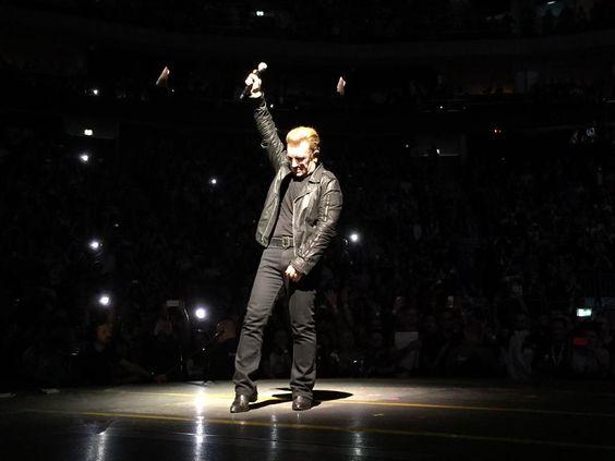 Herr Bono. #U2Berlin #U2ieTour