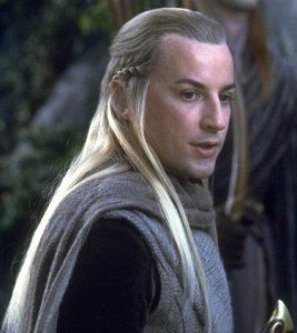 Haldir. He stayed in Lothlorien. Really.: