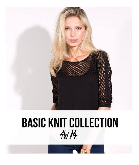 #NewYorker #BasicKnit #fashion